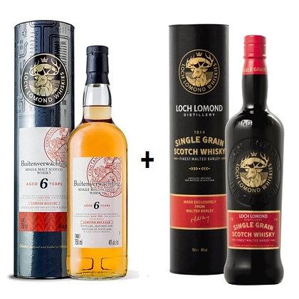 Buitenverwachting Single Malt & Loch Lomond Deal