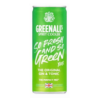 Greenall's RTD Gin & Tonic (6-pack)