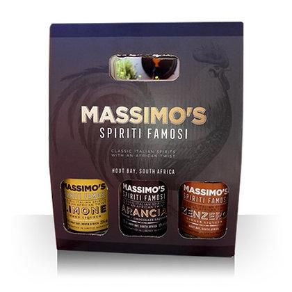 Massimo's Spiriti Famosi Gift Pack