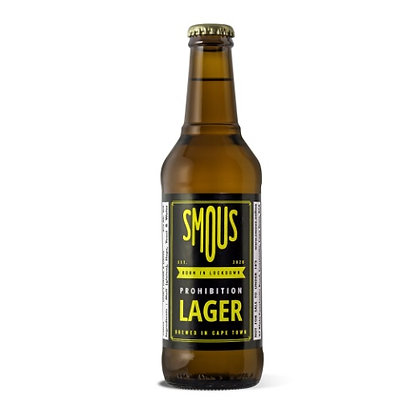 Smous Prohibition Lager (24-case)