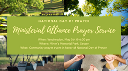 Copy of Copy of National Day of Prayer