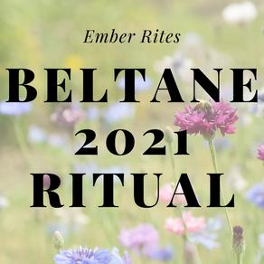 Beltane 2021 Ritual