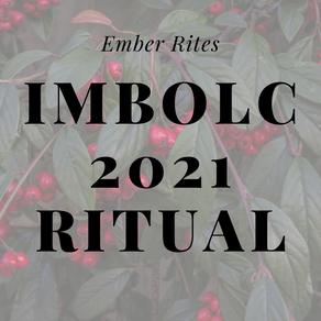 Imbolc 2021 Ritual