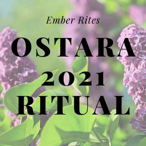 Ostara 2021 Ritual