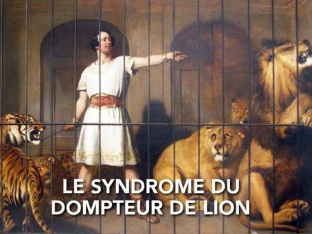 Education canine musclée : le syndrome du dompteur de lion