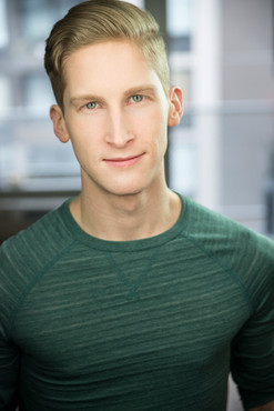 Aaron J Heaps Headshot