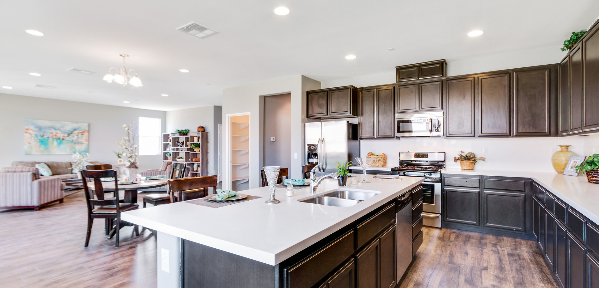Oak Hills 1 - Plan 2 - Kitchen.jpg