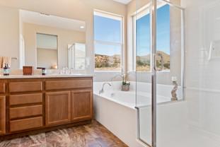 Oak Hills 1 - Plan 1 - Master Bathroom 2