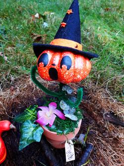 Pumpkin Witch Myrtle