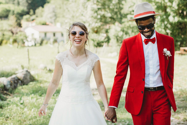 portrait mariés