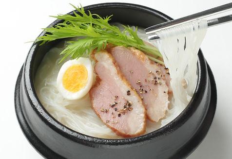 ぷるんちゃん麺 鶏白湯味