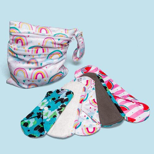 Cheeky Pants Period Starter Kit