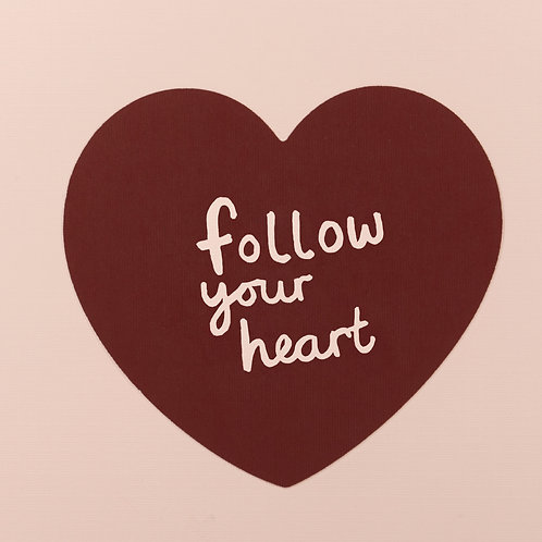 Follow your heart-HP02