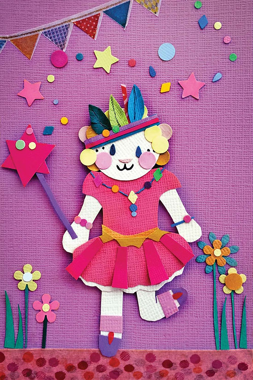 Fairy ballerina-CF93