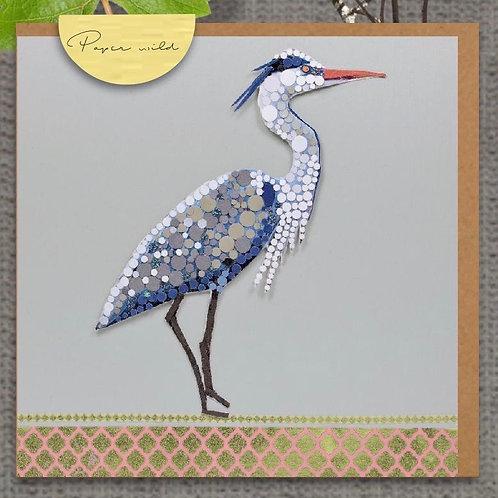 Grey heron-WD04