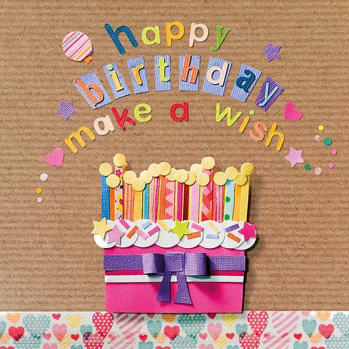 Make a wish-TPB01