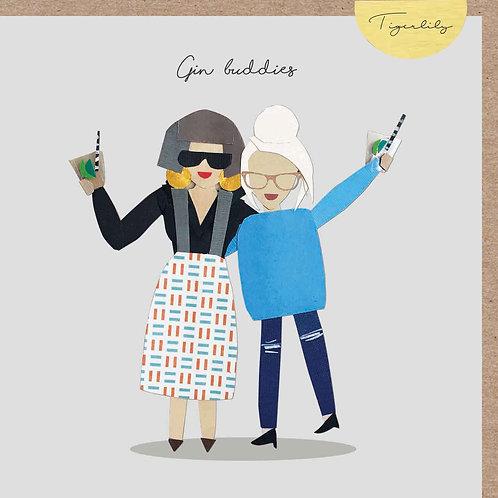 Gin buddies