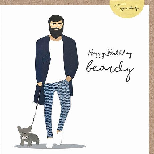 Happy Birthday beardy!