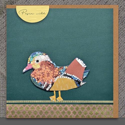 Mandarin duck-WD10