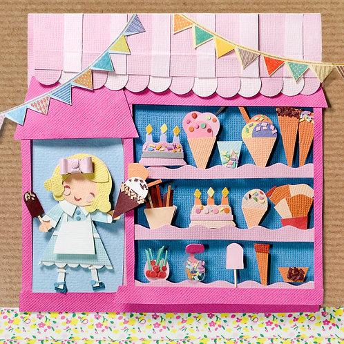 Ice cream party-TPB04