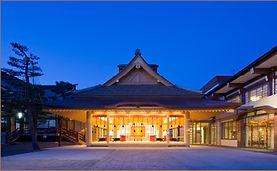 神明神社 参集殿juju