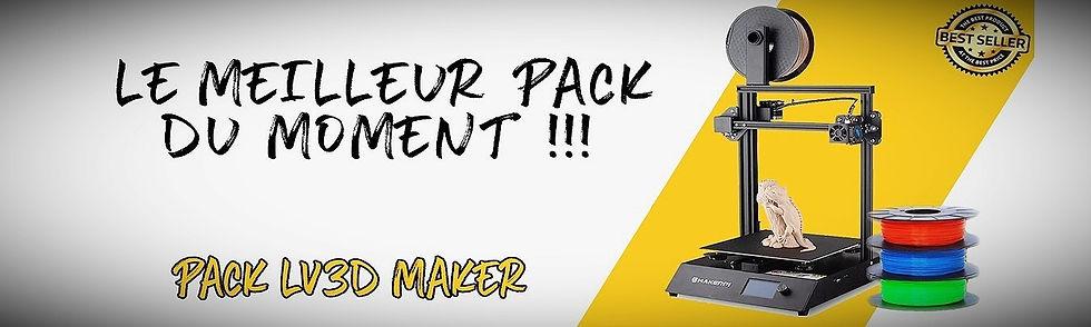 Pack Lv3d maker