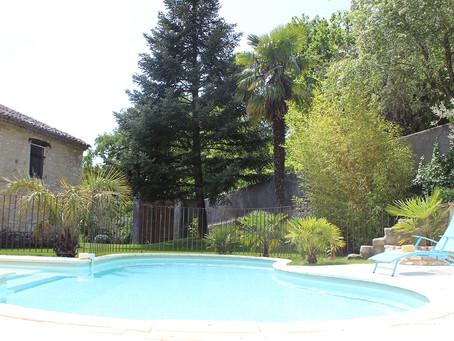 Impossible sans piscine!!
