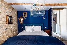 chambre arty et colorée Drôme
