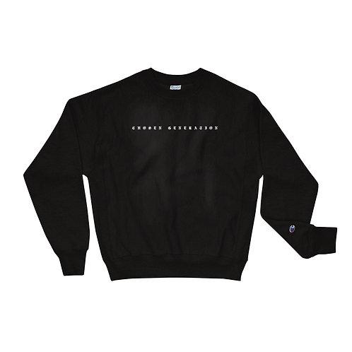 """CHOSEN GENERATION"" Champion Sweatshirt"