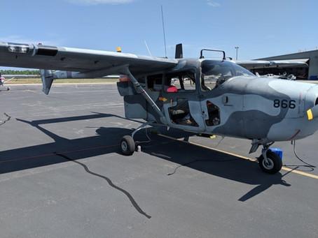 Successful HF Flight Demonstration