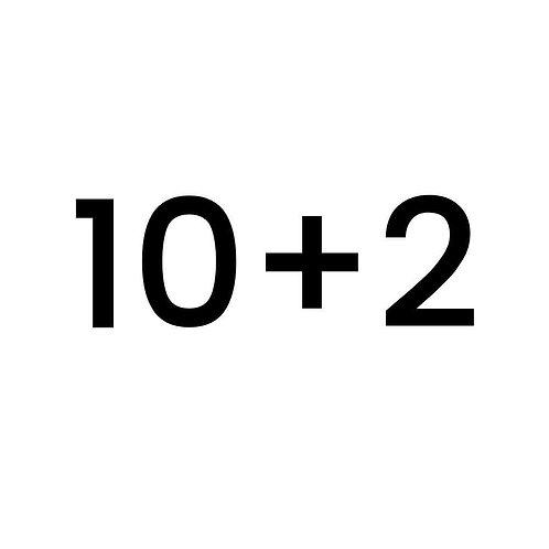 PŘEDPLATNÉ NA 10+2 KÁV