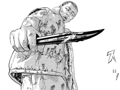 『惨家』シーズン2鋭意作画中!