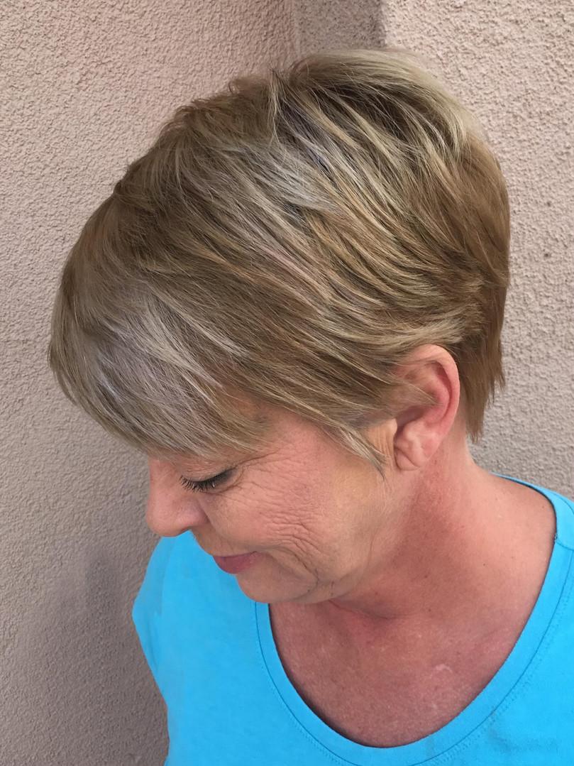 Blonding/Cuts