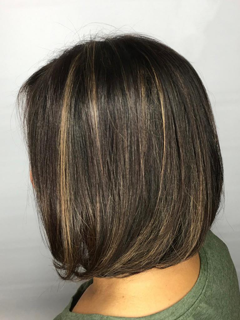Blonding/Cut