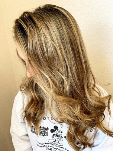 Blonding