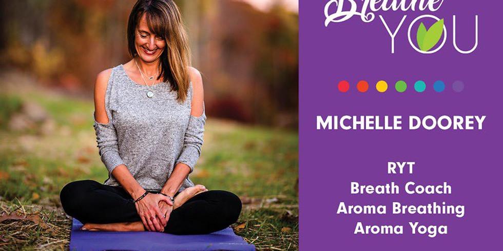 Aroma Yoga Vinyasa Style