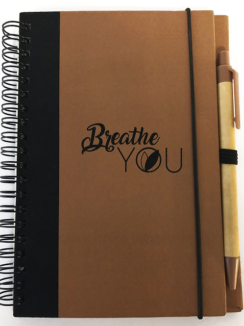 Breathe You Serenity Journal