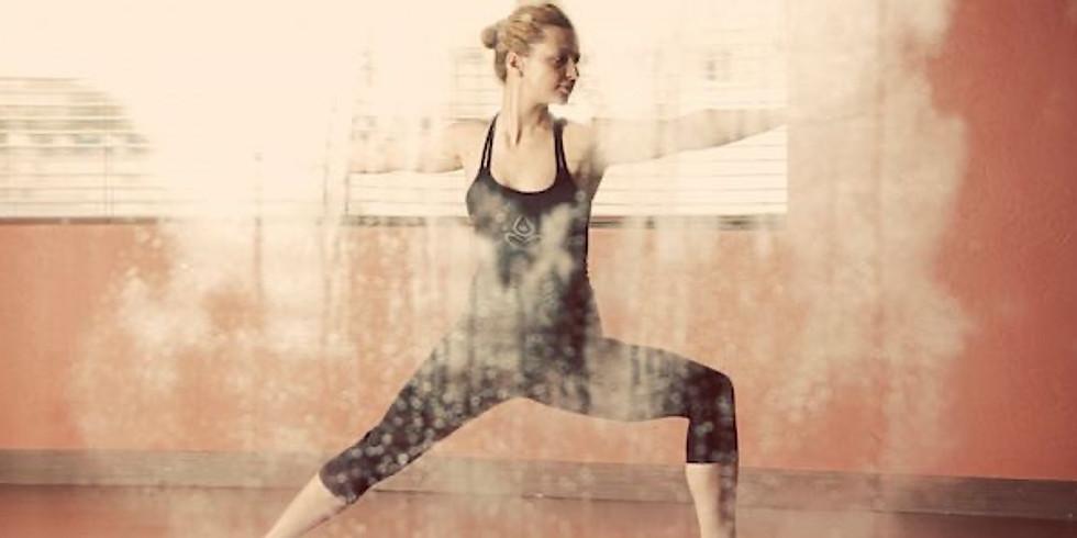 Warm Aroma Yoga