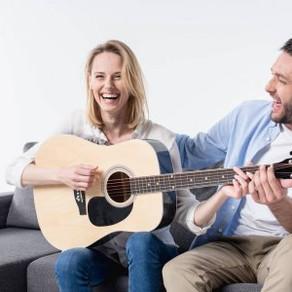 Aula de música na vida adulta?
