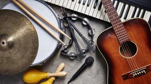 Qual é o instrumento mais fácil para iniciar na música?