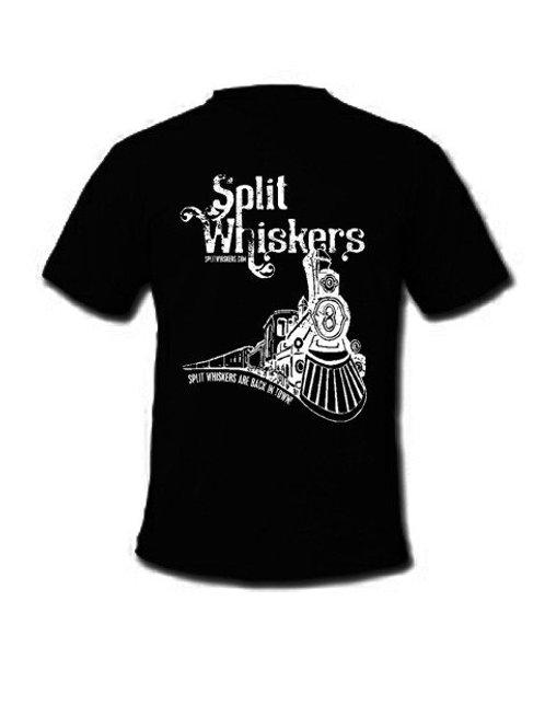 Split Whiskers T-Shirt