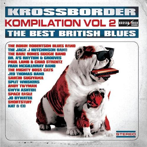 Krossborder Kompilation Volume 2
