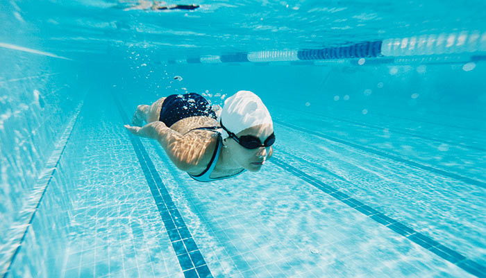 Protect Your Hair From Chlorinated Pools