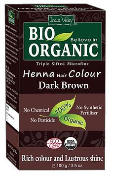 BIO ORGANIC HENNA DARK BROWN .PNG