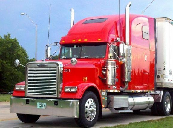 trucks, female driver, woman trucker, freightliner, kenworth, tractor trailer