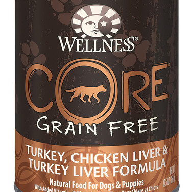 Wellness CORE Natural Wet Grain Free
