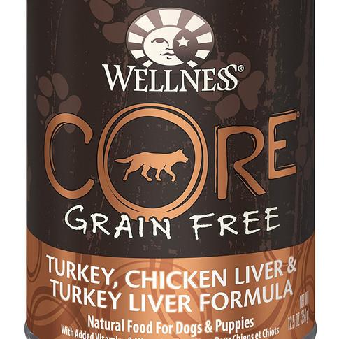 Wellness CORE Natural Wet Grain Free