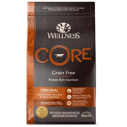 Wellness CORE Natural Grain Free Dry Dog Food