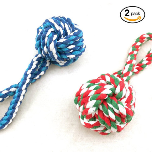 Knotted Rope (Two Pack)