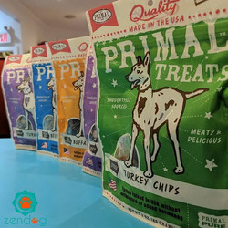 When it comes to treating your pooch, don't settle on average! _primalpetfoods _www.zendogservices